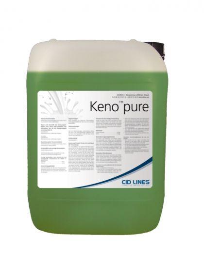 KENOPURE, pena za pranje in razkuževanje vimena pred molžo, 10 L