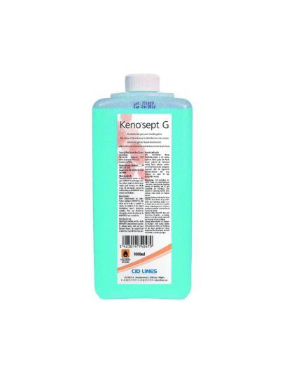 KENOSEPT-G, razkužilni gel za roke, 1 L
