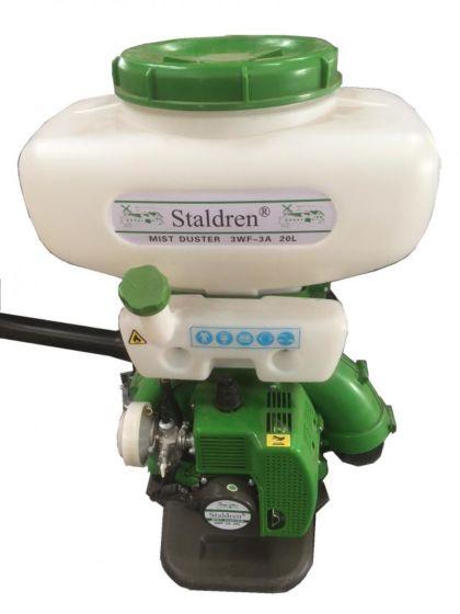 Nahrbtni posipalnik za Staldren - bencinski