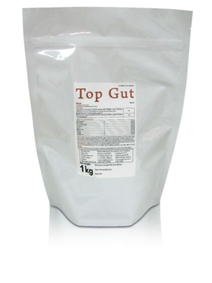TOP GUT, Clostridium butyricum Miyairi 588 (FERM BP-2789), 1 kg, probiotik