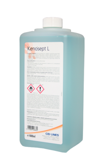 KENOSEPT- L, razkužilo za roke in površine, 1 L