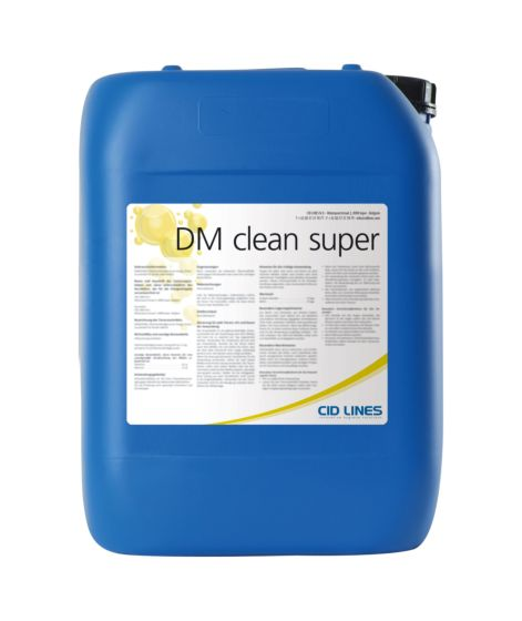 DM CLEAN SUPER, 25 kg