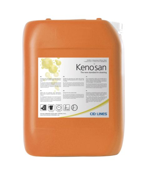 KENOSAN, alkalno čistilo, ki tvori ultra peno, 5 L