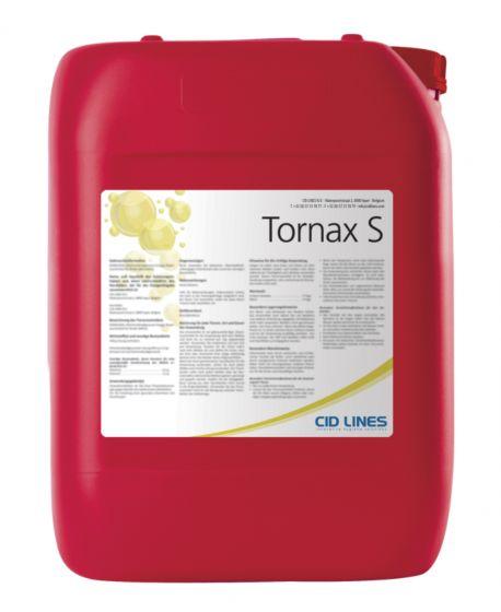 TORNAX S, kislo peneče čistilo, 12 kg