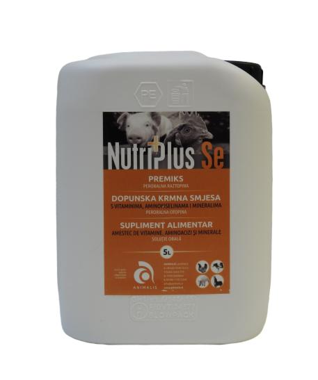 NutriPlus Se, raztopina 5L