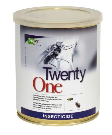 TWENTY ONE, insekticid adulticid, 500 g