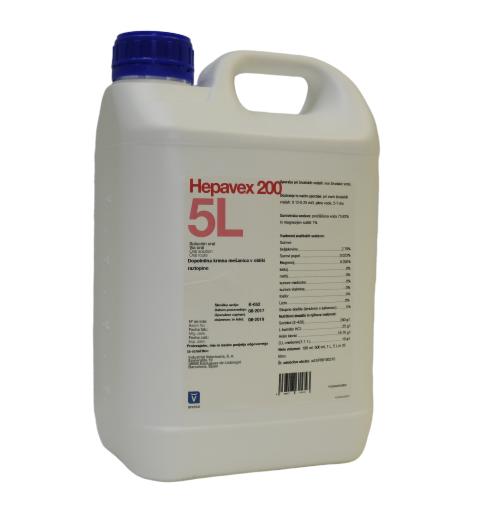 Hepavex 200, 5 L