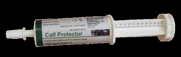 Calf protector, 5 x 60 ml injektor
