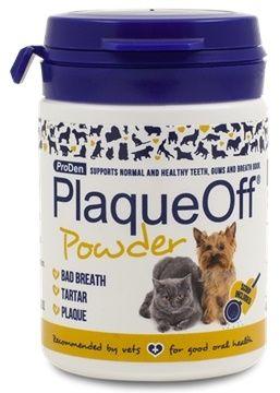 PlaqueOff pes