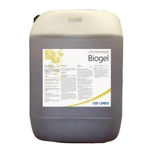 BIOGEL, alkalno čistilo za hleve in opremo, 10 kg