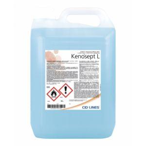 KENOSEPT- L, razkužilo za roke in površine, 5 L