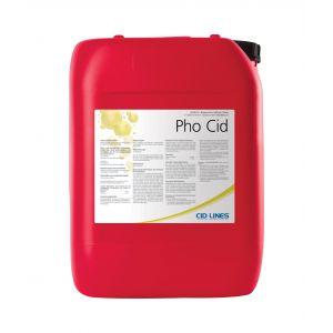 PHO CID, kislo čistilo za CIP sisteme, 30 kg