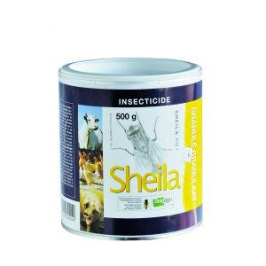 SHEILA, vaba za muhe v granulah, 500 g,
