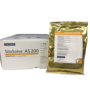 SILOSOLVE AS 200, bakterijski silirni dodatek za izboljšanje aerobne stabilnosti silaže, 200 g
