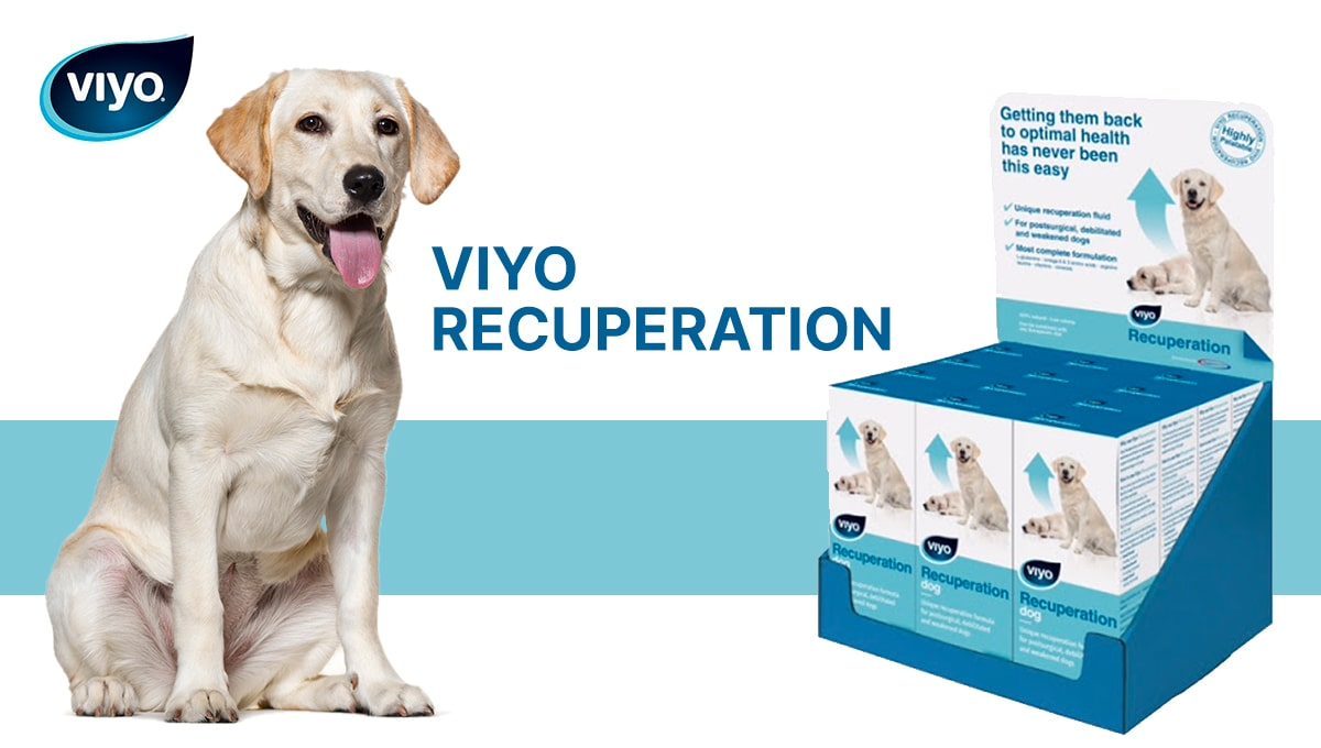 Pomoč pri okrevanju z viyo recuperation, klinični primer