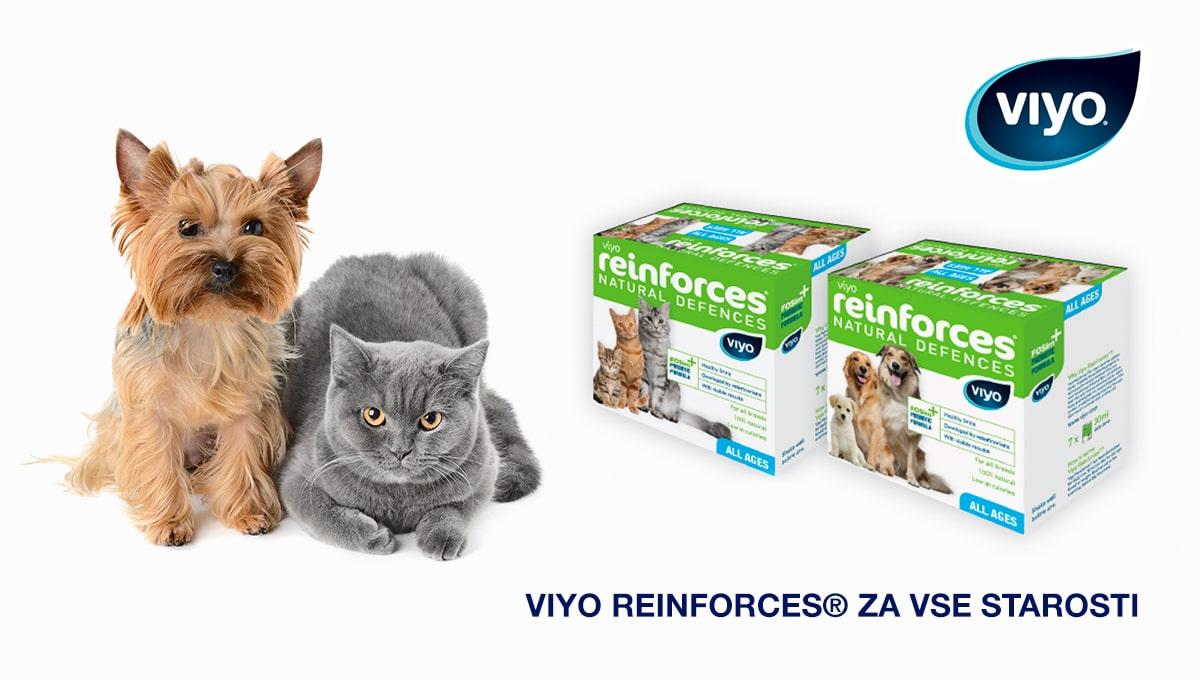 Viyo Reinforces® ZA VSE STAROSTI